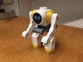 Lego Like City Space Robot