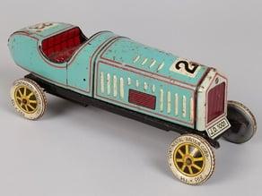 Toy Racing Car (c. 1930)