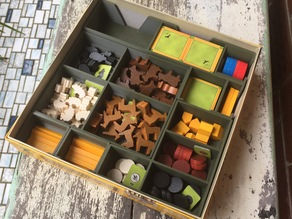 Agricola: All Creatures Big & Small Storage Tray