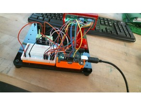 3dx ultrasonic distance sensor