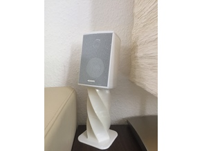 Speaker stand for my surround system