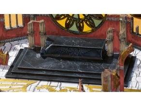 Scatter Terrain Altar