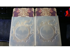 FFXIV Astrologian Tarot Card Box