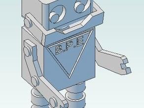 Blue Point Robot