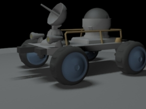 Maker Moonbuggy