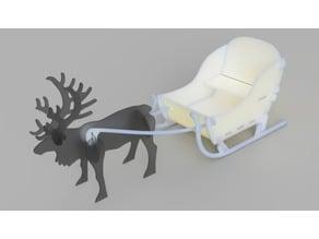 Sleigh for Reindeer