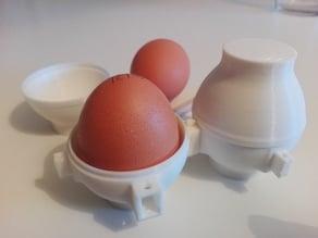 Egg2GO - Egg tray, modular system.