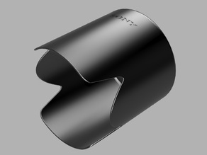 Lens Hood for Helios-44m-7 58mm f2 (52mm)
