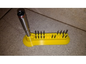 ES121 tool holder with bigger base to make it stable