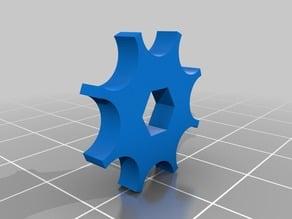 StartUp3D delta printer