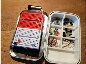 Altoids Mini Electronic Lab