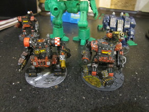 Killa Kans Alternative Warhammer 40K