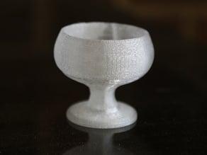 Goblet - shot glass