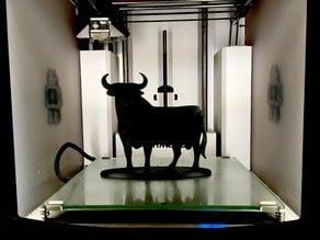 Toro de Osborne (Osborne's Bull)