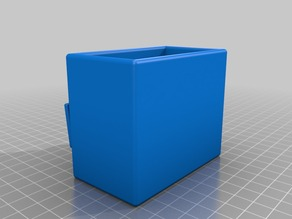 Small Tool Bucket for Makerbot Mini