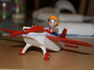 Playmobil Printable Airplane