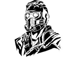 Starlord Stencil