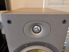 B&W 604 S3 Speaker Grill Grommet Holder