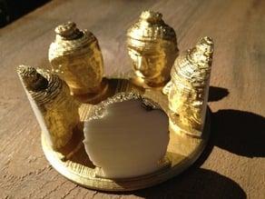 Buddha Cylinder