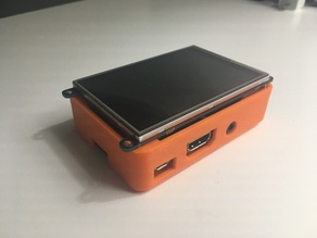 Raspberry Pi B/B+/3 Enclosure