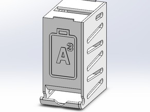 Battery Dispenser - 36x AAA - Stackable