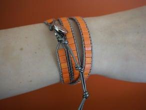 Wrap Bracelet Crafting Jig