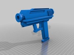 star wars rex dc-17 pistol