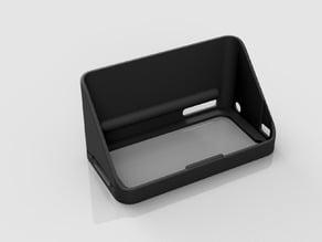 iPhone 4(S) sunshade - DJI Phantom 2 Vision / DJI Phantom FC40 clamp compatible.