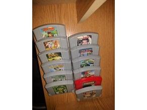 Better N64 Game holder.