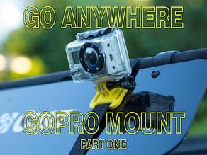 Go Anywhere GoPro Mount