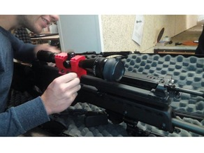 20mm Scope mount (1 inch tubes)