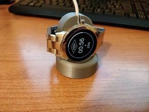 Fossil Q venture gen 3 smartwatch stand