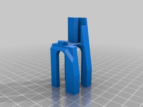 CR-10 X-Axis Belt Tensioner for larger bearings