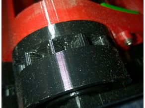 Improved Track Drive Wheel for RC Tank