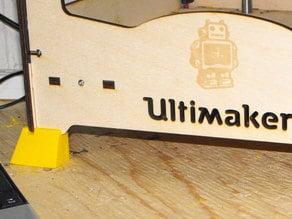 Sloped Ultimaker Feet