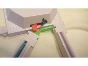 8 Player Looping Louie Adapter - No Glue or Supports