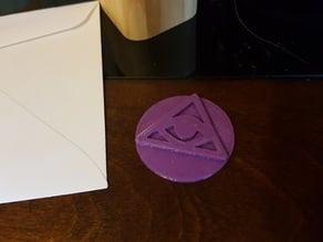 Illuminati Stamp