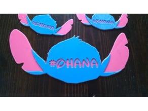 'Ohana Ears Sign