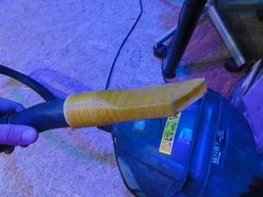 Parametric vacuum-cleaner nozzle