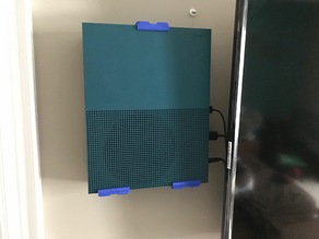Xbox One S Wall mount
