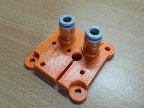 Ultimaker bowden clamp v3