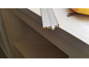 Window Shutter Broken Pin Replacement