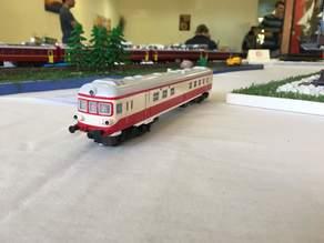 Bulgarian State Railways Series 19 / SGP Austrian in HO (1:87) scale