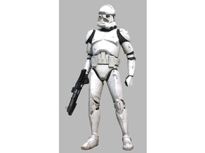 Phase 2 Clone Trooper Armour