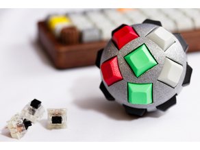 Fidget Switch Tester toy