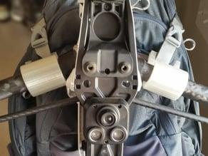 Inspire 1 Backpack hooks