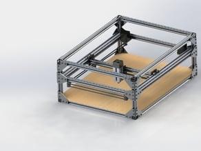 CNC laser RSV model2