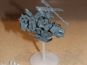 60mm Flying Bases for Gaming
