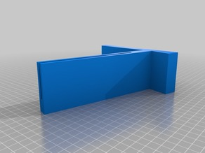 Simple photo book stand