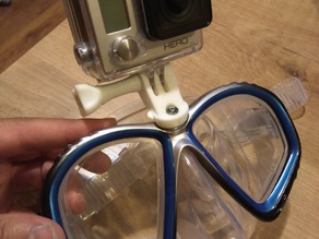 go pro Support for goggles